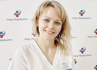 Кашталап Анна Владимировна