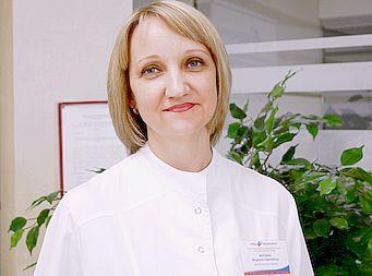 Фотина Марина Сергеевна