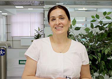 Левонян Нуне Вальтеровна
