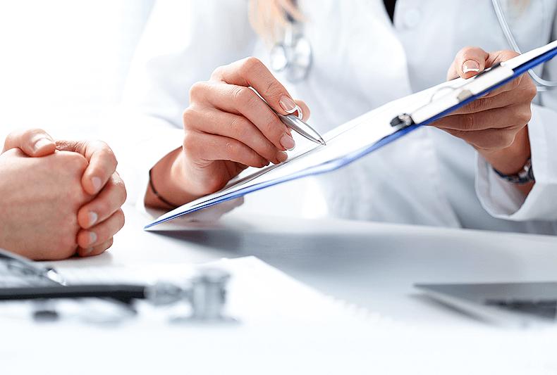 опрос пациентов о качестве услуг